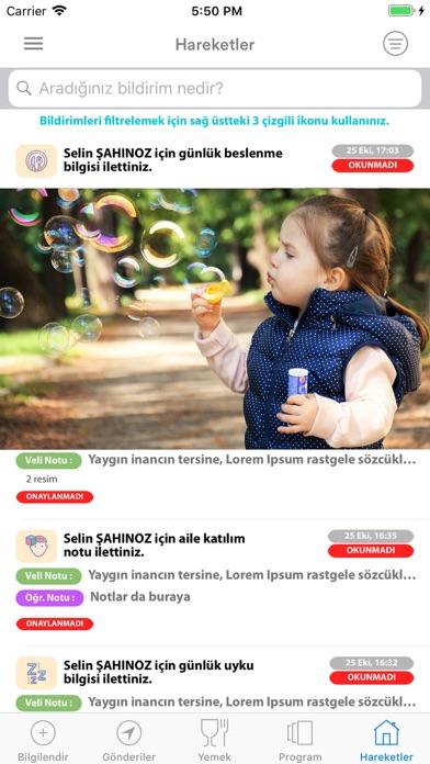 Bulutun Çocukları Anaokulu screenshot one