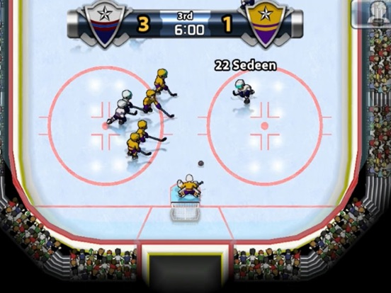 Игра Big Win Hockey 2020