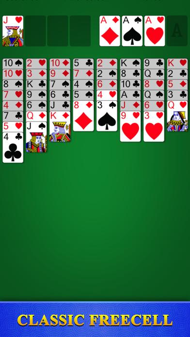 Freecell Solitaire - Card GameScreenshot von 1