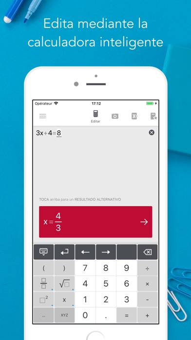 Screenshot for Photomath in Colombia App Store