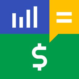 Ícone do app Mobills - Controle de gastos