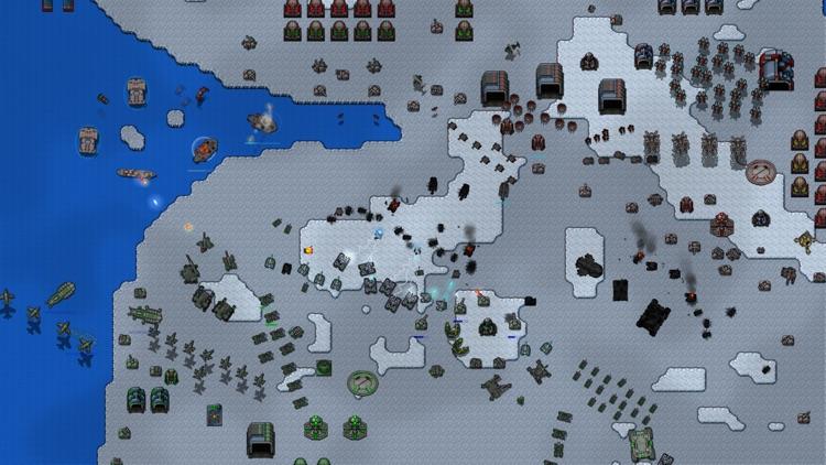 Rusted Warfare - RTS screenshot-4