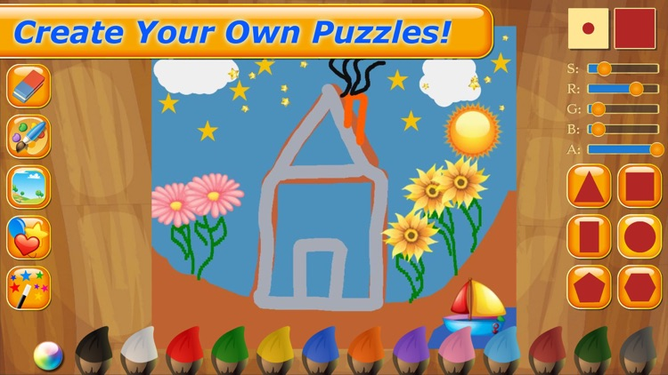 Cars Puzzle Games for Kids screenshot-3