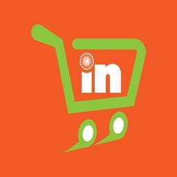 JustInDoor- Online Grocery App