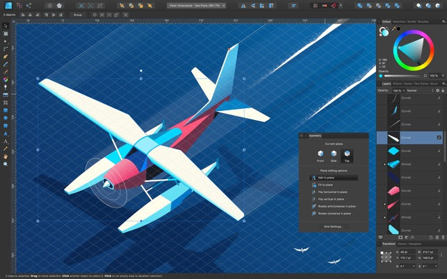 Affinity Designer On The Mac App Store