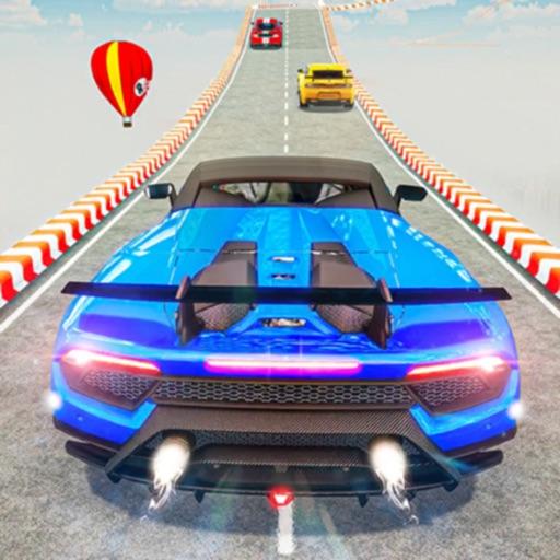 Racing Car Impossible Stunts