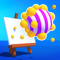 App Icon for Art Ball 3D App in United States IOS App Store