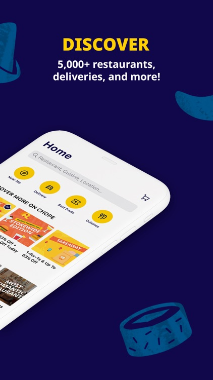 Chope - Discover, Book, Save