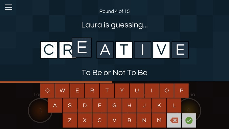 Backword - The Word Game screenshot-3