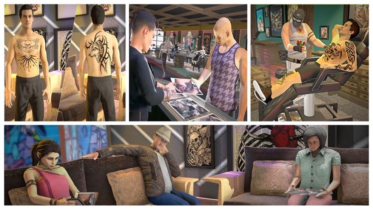 Tattoo Design Body Ink Art Inc screenshot-4