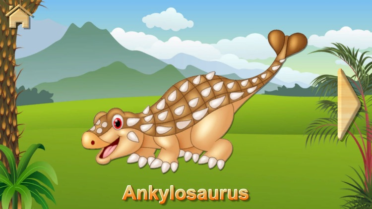 Dino Puzzle for Kids Full Game screenshot-6