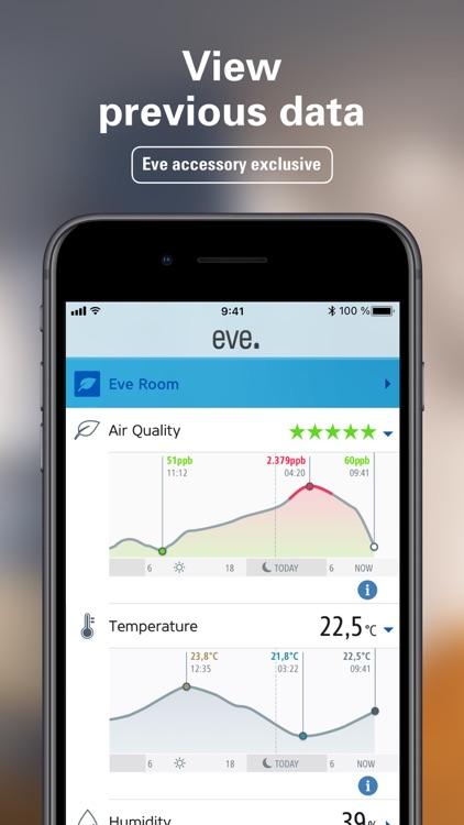 Eve for HomeKit screenshot-7