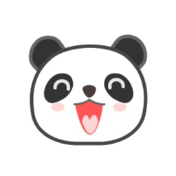 Lovely Panda Emoji Stickers