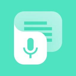 VoNo | Voice-to-Text Memo Note