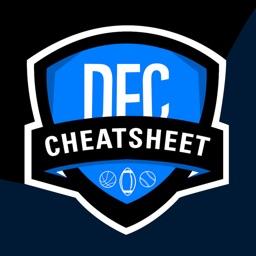 Daily Fantasy Cheatsheet