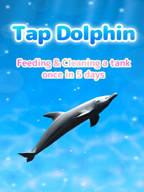 Tap Dolphin -simulation game- screenshot 5