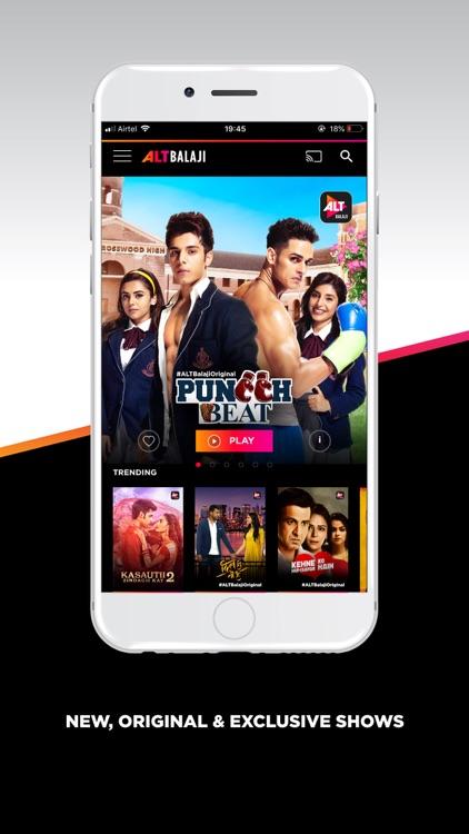 ALTBalaji – Original Webseries screenshot-0