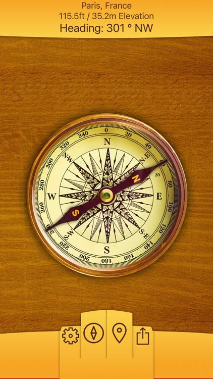 Compass ⊘ screenshot-0