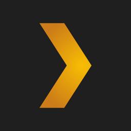 Ícone do app Plex: Movies, TV, Music & More