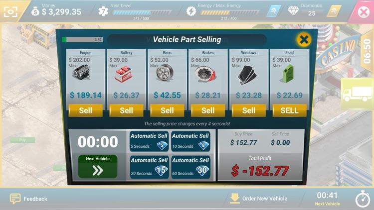 Junkyard Tycoon - Car Business screenshot-6