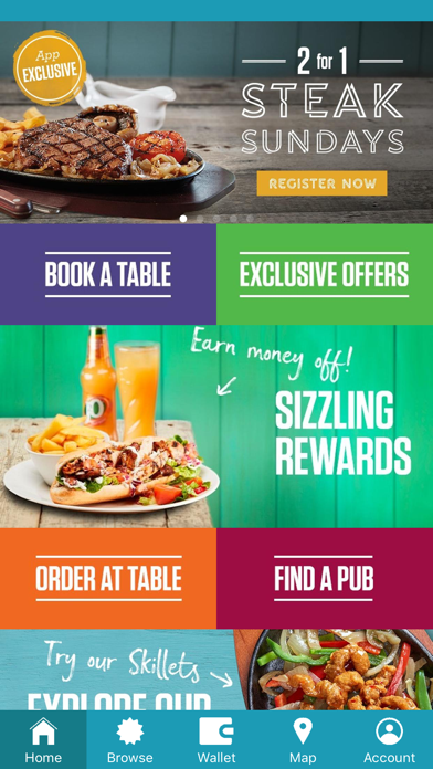 Sizzling Pubs. screenshot two