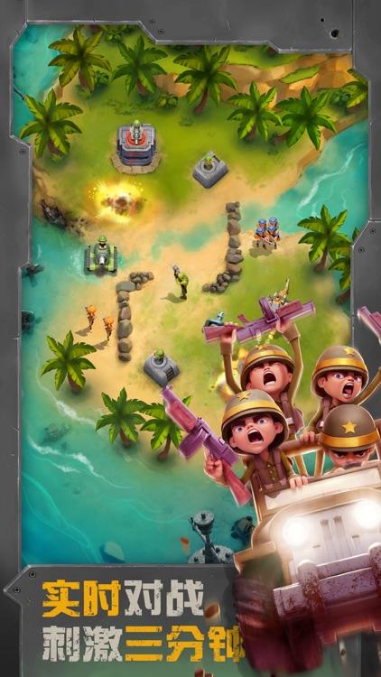 战区英雄-战争题材卡牌策略游戏 screenshot-3