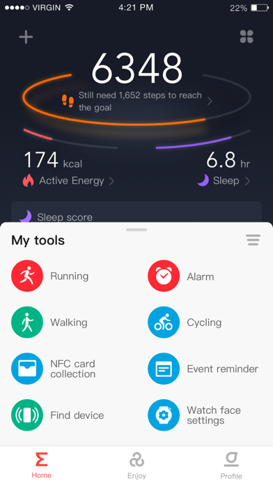 messages.download Zepp (formerly Amazfit) software