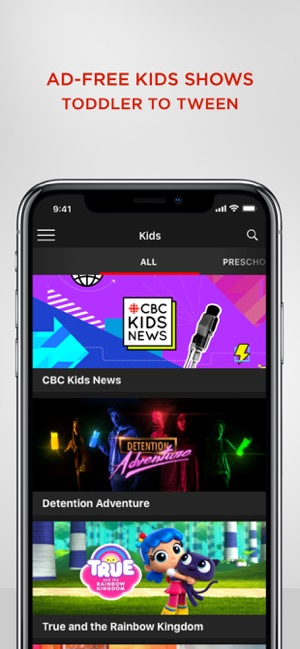CBC Gem: Live TV & On-Demand on the App Store