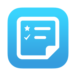 Ícone do app SnipNotes - Clever Notebook