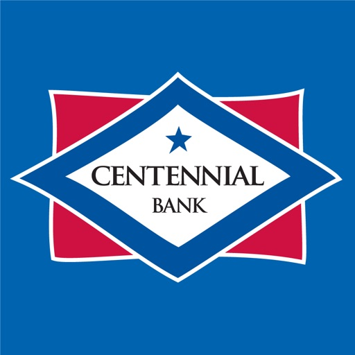 Centennial Bank Mobile iPad