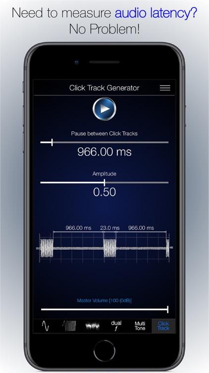 Audio Function Generator screenshot-6