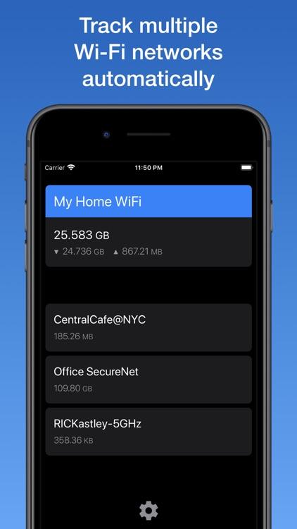 WifiMan from DataMan screenshot-3