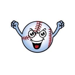 Baseball Prince Sticker