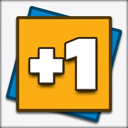Plus One - Match 2 Puzzle Game icon