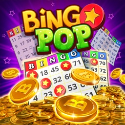 Bingo Pop - Live Bingo Games