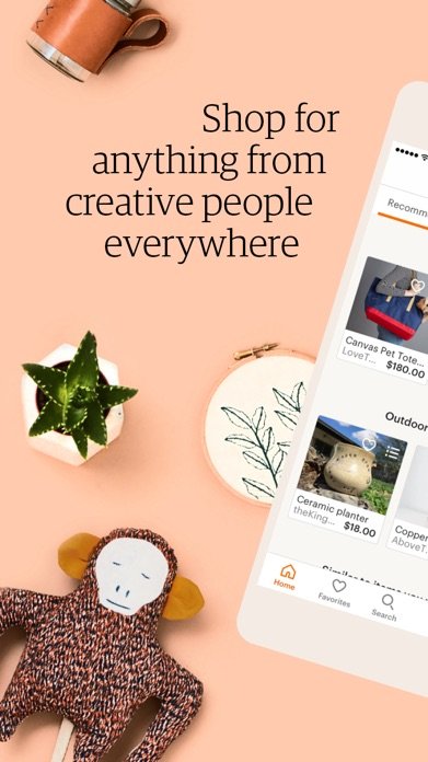 Etsy – Shop Creative Screenshot