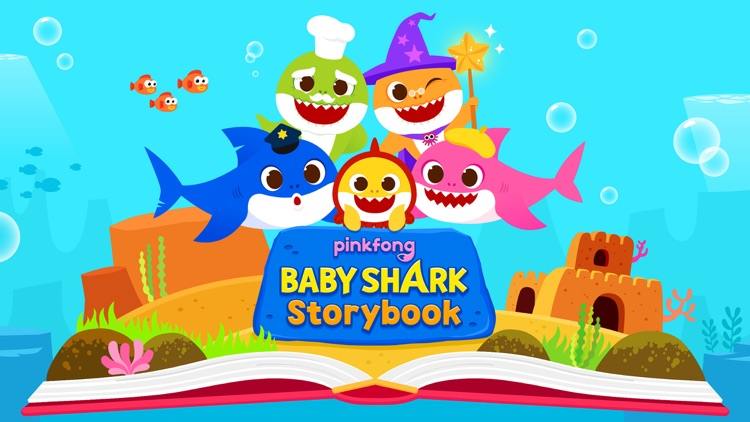 Pinkfong Baby Shark Storybook screenshot-4