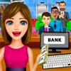 Qamar Nawaz - Bank Cashier Register Games  artwork