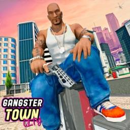 Miami Big Head Gangster