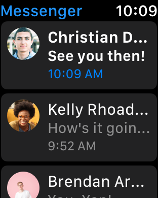 Screenshot #8 for Messenger
