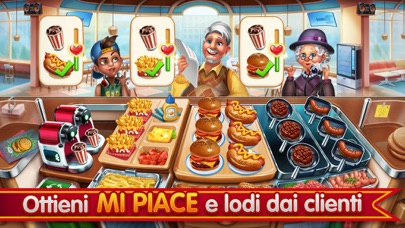 Screenshot of Cooking City - Gioco Cucina3