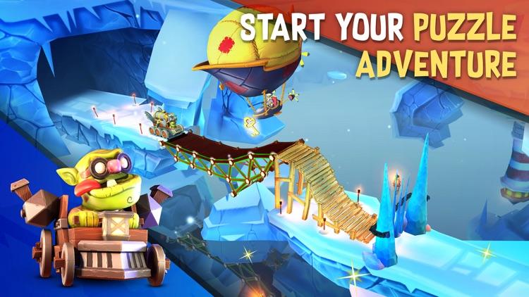 Bridge Builder Adventure screenshot-6
