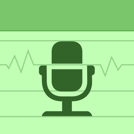 Audio Memos Free - Voice Recorder