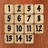 古典的な15パズル - iPhoneアプリ