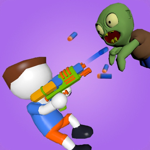 Bullet Zombie 3D