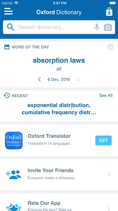 Conc. Oxford Maths Dictionaryのおすすめ画像3