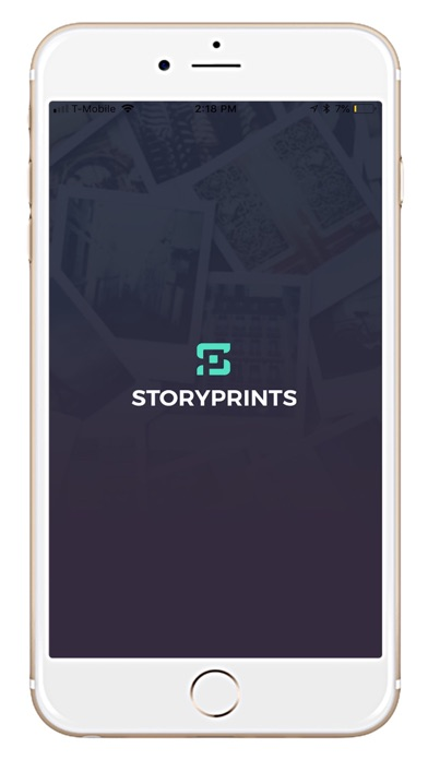 Screenshot for StoryPrints in United States App Store