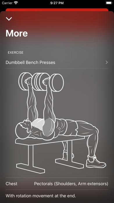 GymBook - Strength trainingのおすすめ画像3