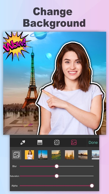 Photo Editor by Perfect Image screenshot-4
