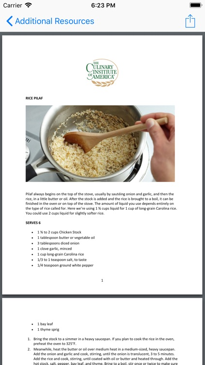 CIA Cooking Methods - Volume 2 screenshot-6